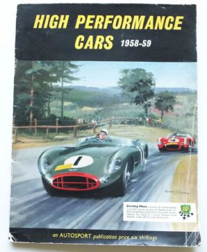 High Performance Cars  1958-59 (Autosport 1958)